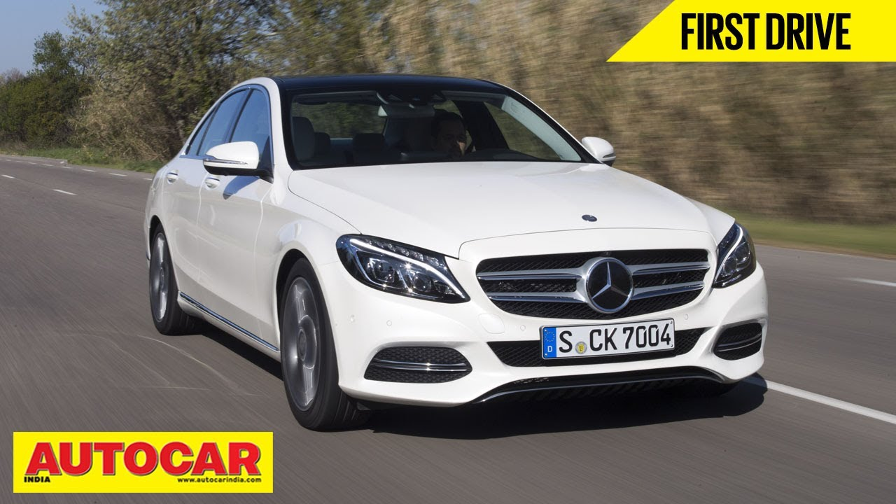 2014 mercedes benz c class first drive review autocar for Mercedes benz 2014 c class price