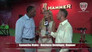 Hammer Human Performance & Sport Grand Opening (Syosset, NY - July 2013)