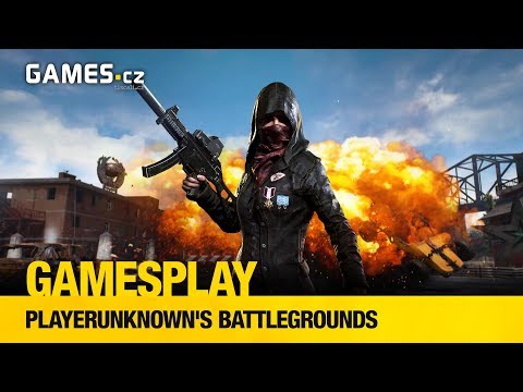 GamesPlay: PlayerUnknown's Battlegrounds