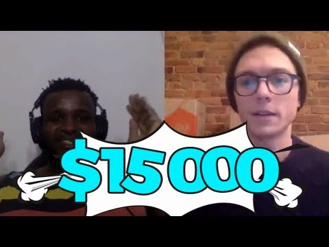 $15000 in Profit in 1 Month Drop Shipping on eBay with Paul and Marc
