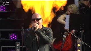 Michael Kiske - A Little Time, Kids Of The Century, I Want Out @ Wacken 2015 (Rock Meets Classic)