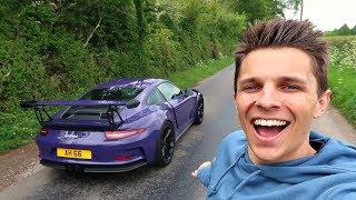 My New Porsche GT3 RS!   Insane First Drive