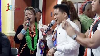 Tyo Rani Banko Salaijo सालैजाे Live| Dev Grg, Chija Tamang, Juna Shris @ Hong Kong
