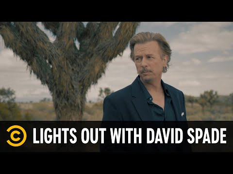 Ditch - David Spade's Comedy Central Late-Night Show Teaser...