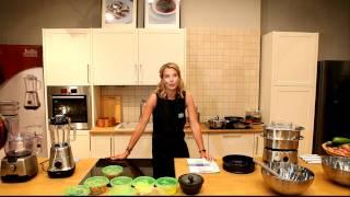 Юлия Высоцкая на своей новой кухне HD