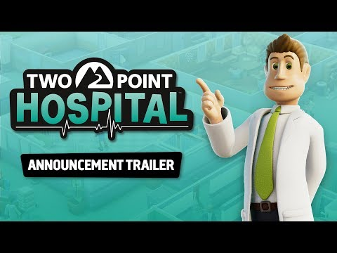 Theme Hospital creators working on spiritual successor with Sega