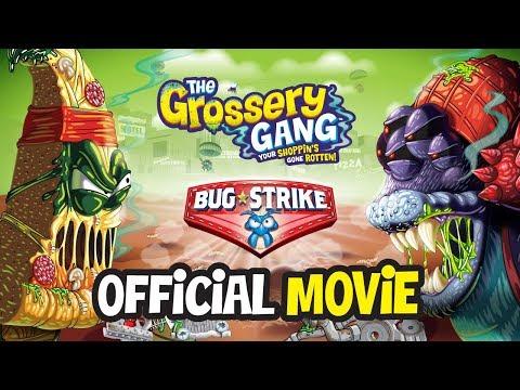 The Grossery Gang    BUG STRIKE FULL MOVIE OFFICIAL!   Cartoons For Kids
