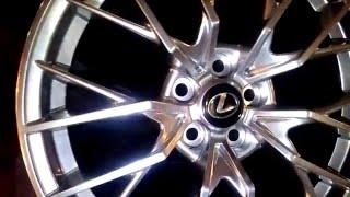 Диски на Lexus  IS; GS; RX,  8x18 ЕТ 32, новые(, 2016-04-01T13:01:34.000Z)