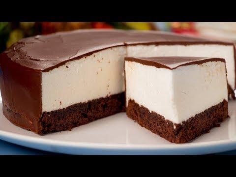 """Торт """"Птичье молоко""""Очень вкусный и нежный РЕЦЕПТ"""