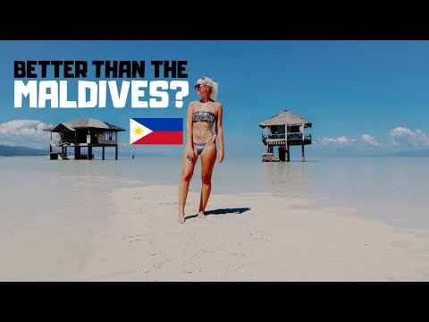 Save Money and Come HERE? The Maldives of the Philippines! British Couple Fall in LOVE!!!!
