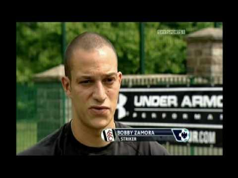 Bobby Zamora - Barclays Premier League World