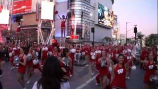 2012 University of Wisconsin UW Badger Marching Band 5th