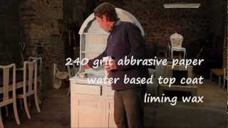 How To Shabby Chic Furniture Welsh Dresser Part 2 Undercoat Tutorial