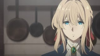 Watch Violet Evergarden Special Anime Trailer/PV Online