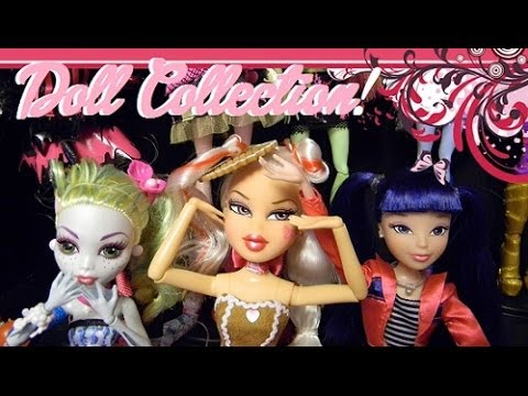 Doll Collection Video | Winx, Monster High, Bratz, & Ever After High