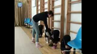Rhythmic Gymnastics - Training