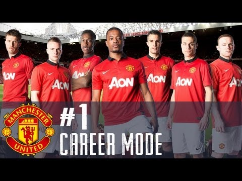 Manchester United Fc Current Players