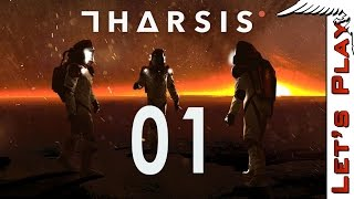 Tharsis #01 Cannibalism in Space - Let