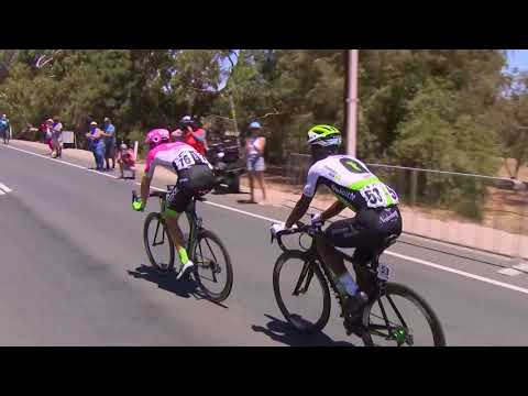 Tour Down Under: Stage 1 highlights