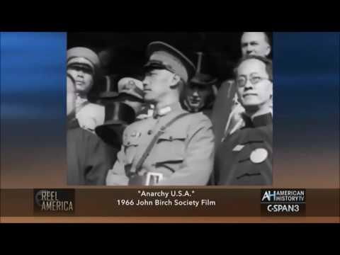 Anarchy U S A  - 1966 John Birch Society Film