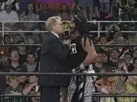 (6.2.1997) Road to GAB '97 Part 16 - Macho Man Randy Savage goes nutts