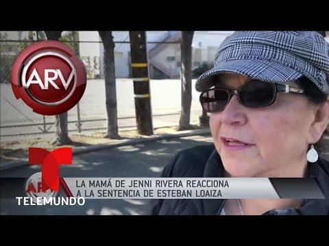 Rosa Rivera envía un mensaje a Esteban Loaiza | Al Rojo Vivo | Telemundo