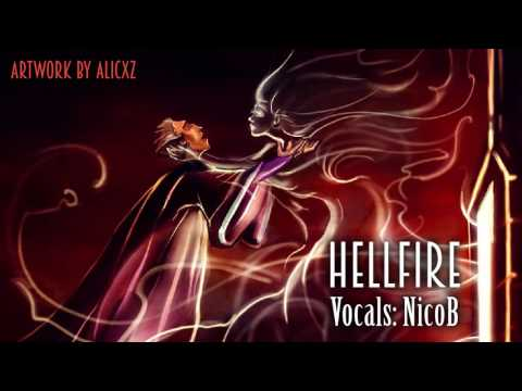 NicoB Sings - Hellfire - The Hunchback of Notre Dame