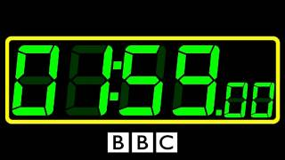 5 Minutes Countdown (Digital Stopwatch Version , Remix BBC Countdown , 50FPS)