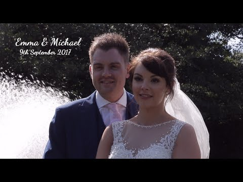 Ashdown Park | Emma & Michael - 9th September 2017