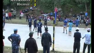 syangja pelka chour mela 2070 volleyball final match org myc vs shiddababa club