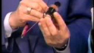 Science Bob makes a simple electromagnet