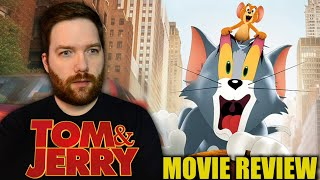 Tom and Jerry - Movie Review