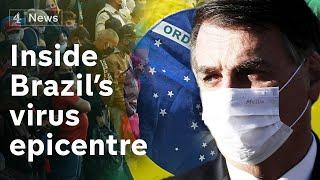 Bolsonaro's Brazil becomes coronavirus hotspot