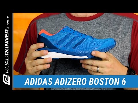 adidas Adizero Boston 6 | Men's Fit Expert Review