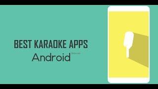 5 Best Karaoke Apps For Android | Free Karaoke Apps