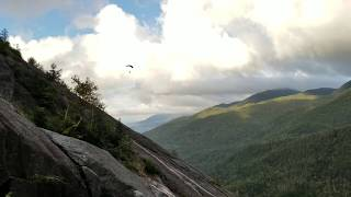 Mount Colden Speedflying Adirondacks