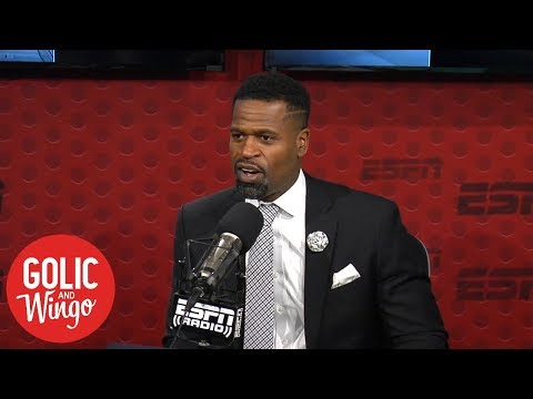 Stephen Jackson doesn't believe in Floyd Mayweather's UFC trainer | Golic and Wingo | ESPN
