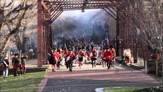 Battle of Trenton Reenactment 2014