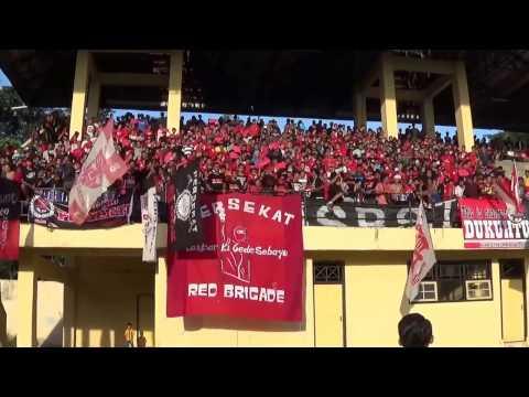 Persekat Kabupaten Tegal Supporterz ( SKATERZ ) at   Trisanja Stadium Slawi