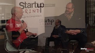 Elmar Mock (The Swatchmaker) at Startup Grind Zurich w/ David Butler