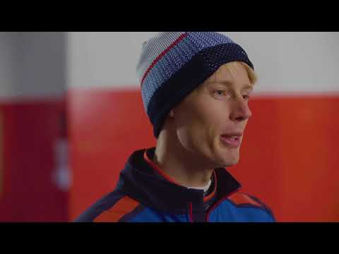 F1 2018 - Toro Rosso Honda STR13 launch - Itv Brendon Hartley
