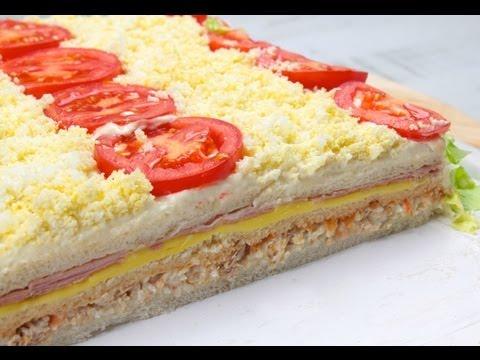 Pastel de Verano con Mayonesa Ybarra YouTube