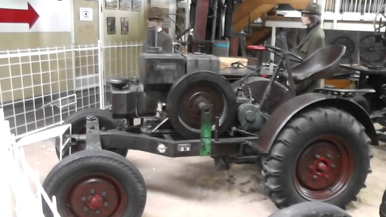 1940s Tractor Repair Signs : German tractor from the kramer k youtube