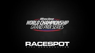 12: Indianapolis // iRacing World Championship GP Series