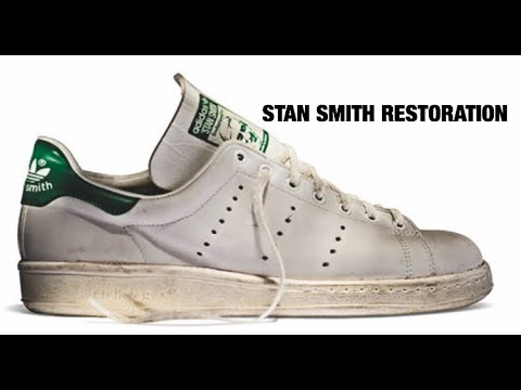 How I clean my Stan Smith s - YouTube 1d8671340