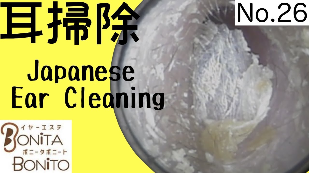 Cozy Japanese Ear Cleaning #26