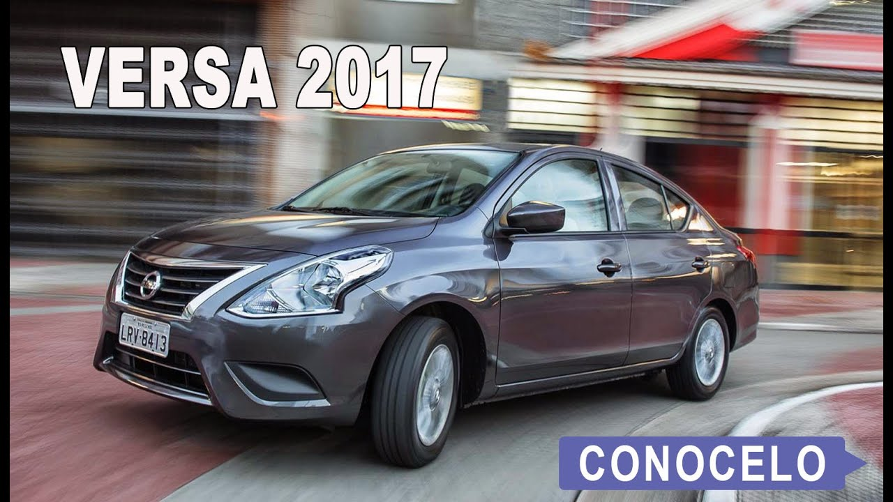 Nissan Versa 2018 - YouTube