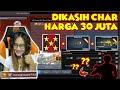 DIKASIH CHAR PALING KAYA DIMUKA BUMI!! LANGSUNG CN GAESKUEN - Pointblank Indonesia