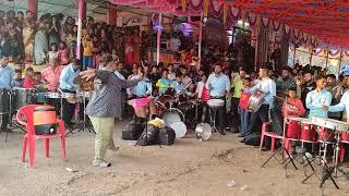 Shree ganesh brass band Apta Koliwada song: koligeet Vesavchi paru