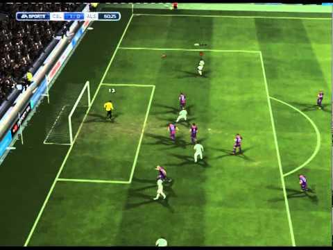 FIFA 14 (UEFA Champions League Spiel.78 Celtic Glasgow vs FK Austria)